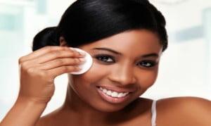 Beautiful-Skin-Black-Soap-Clarisonic-Mia-African-American-Skin-Care-Neutrogena-Toner-Oil-of-Olay-Moisturizer-Skin-Routine