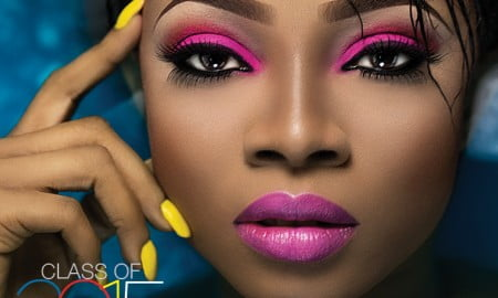 Toke Makinwa on Mania Magazine