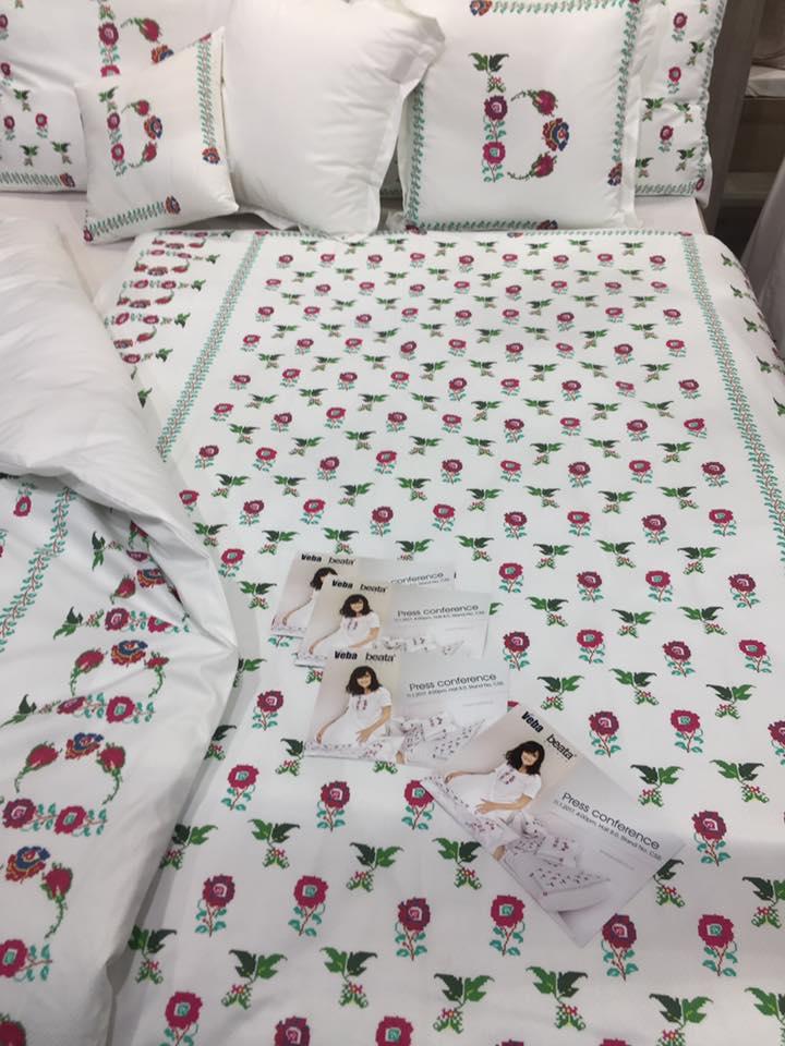 VEBA bed linene by Beata