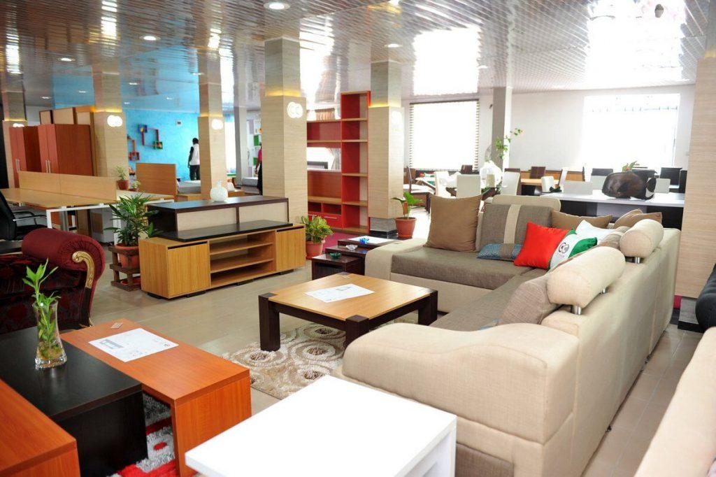 cozy concept furniture showroom