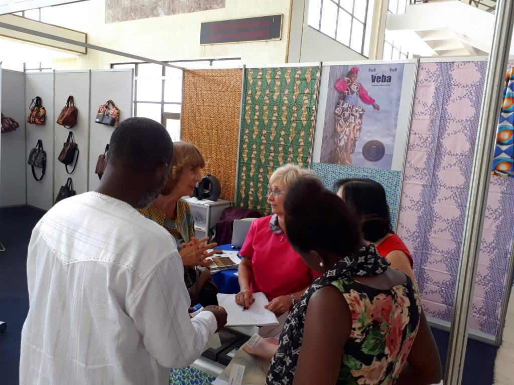 Veba at Czech days in Ghana