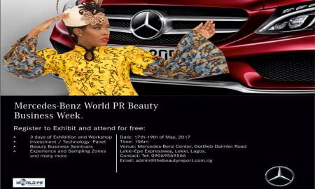 Mercedes-Benz Beauty Business Week