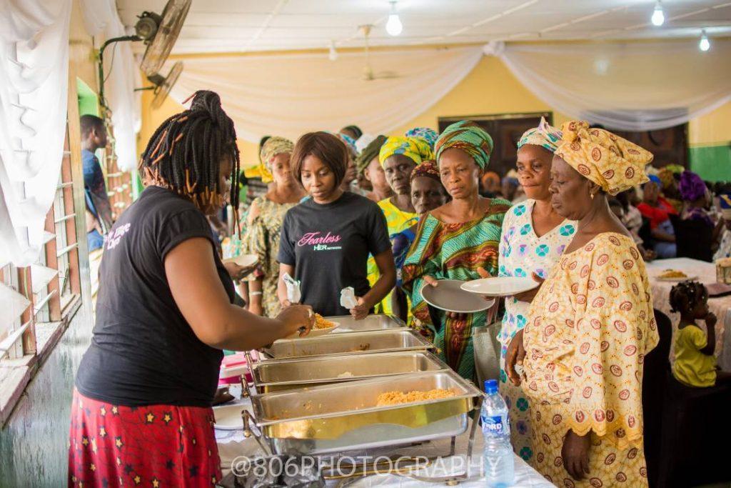 widows in Lagos