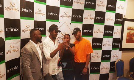 Infinix S2 unveils Runtown