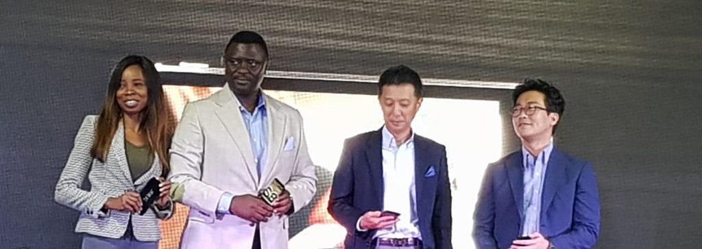 management of Samsung Electronics West Africa