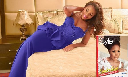 Linda Ikeji for Thisday Style