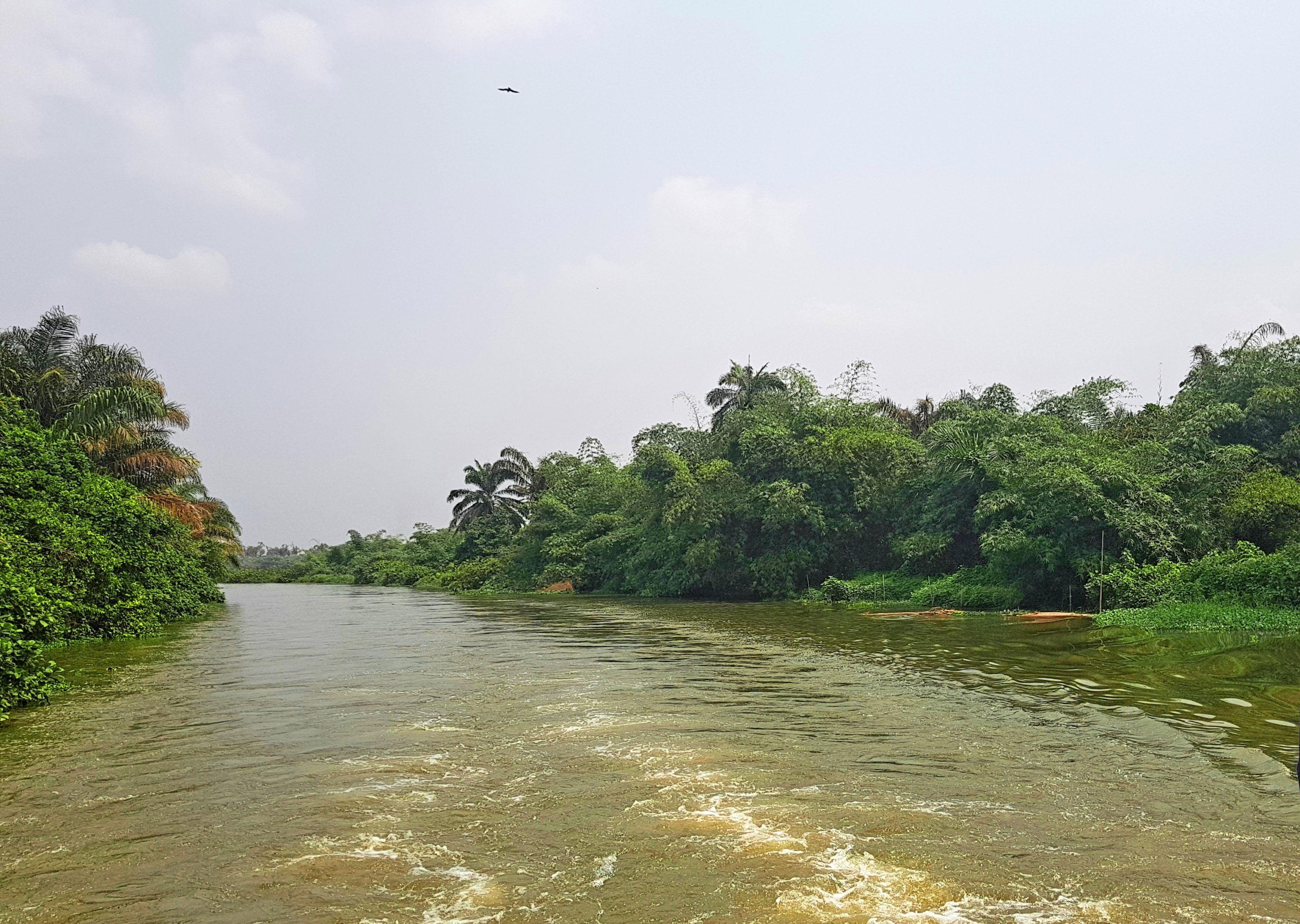 Ibefun water ways