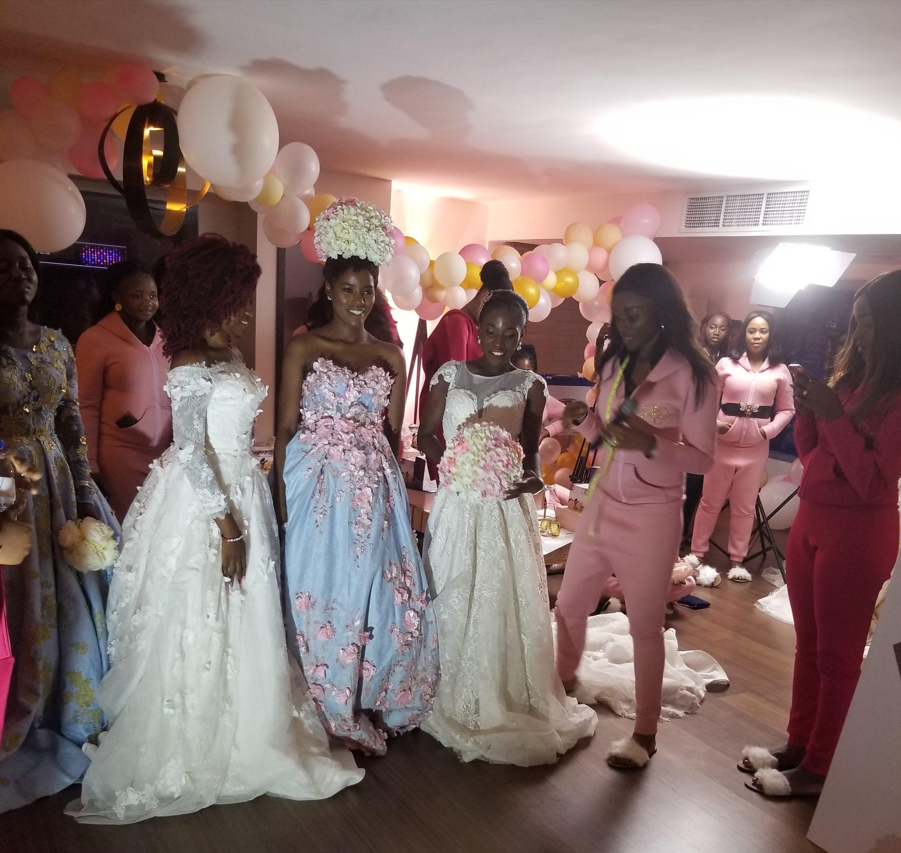 wedding dresses by mai Atafo