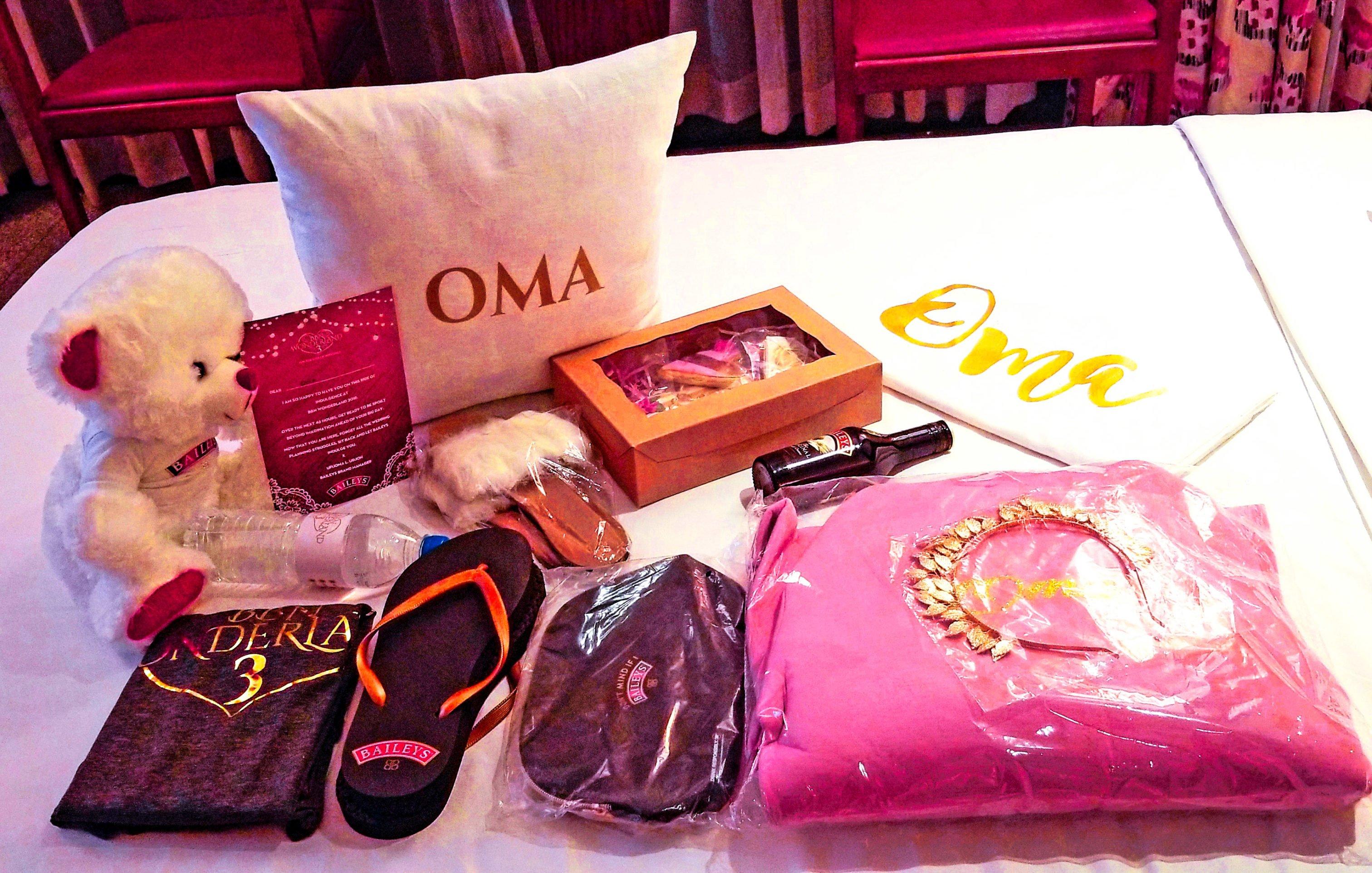 gifts from BBN Wonderland