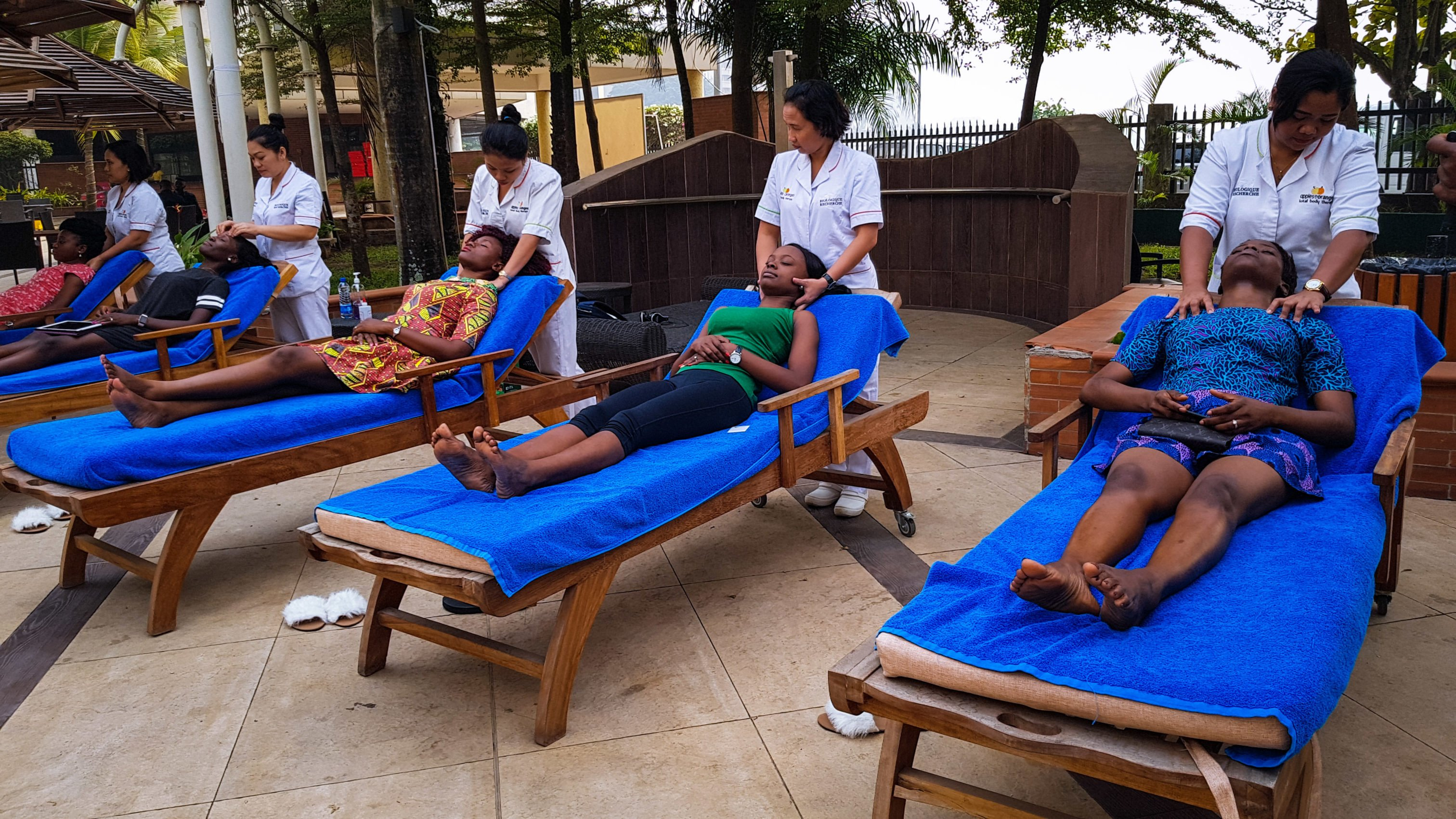 massage by Apples and Orange spa