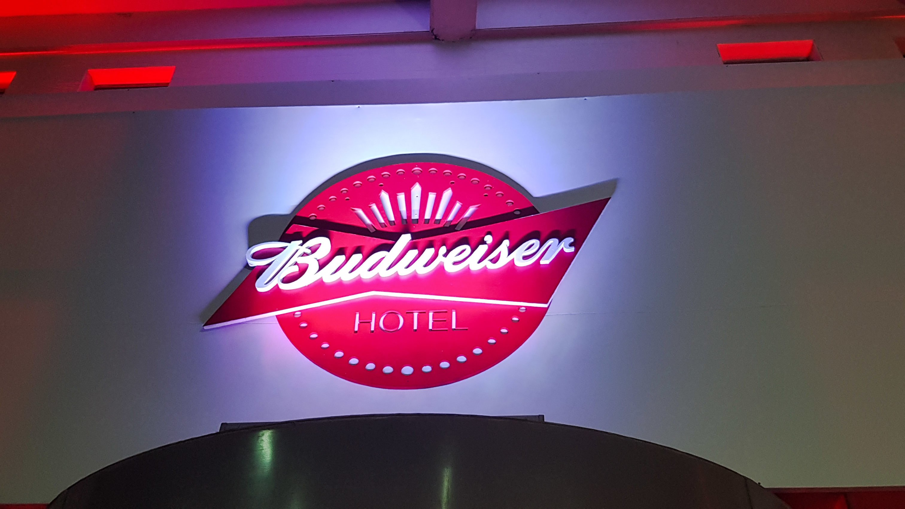 Budweiser Hotel