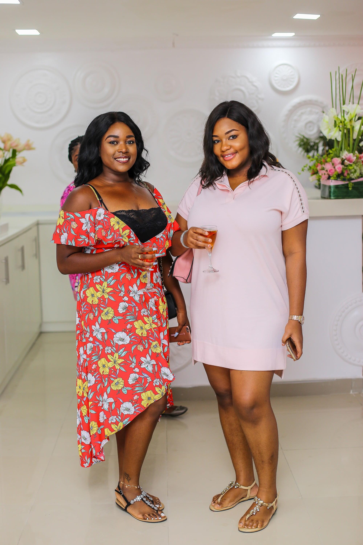 Nicole Abebe & Priscilia Obaseki